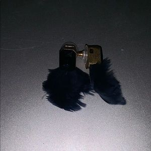 kate spade feather earnings